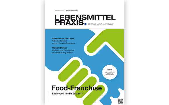 Ausgabe 14 vom 05. September 2014: Food-Franchise