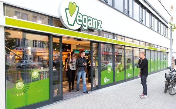 Die vegane Welle