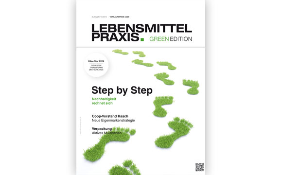 Ausgabe 15 vom 19. September 2014: Step by Step