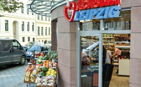 Konsum: Leipzig-Connewitz