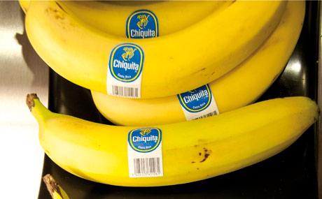 Chiquita: Spart 17.000 t CO2-Emissionen ein