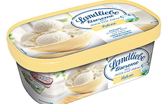 Landliebe Sahne / R & R Ice Cream Deutschland