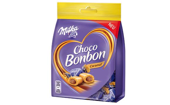 Milka Choco Bonbon / Mondelez Deutschland Services
