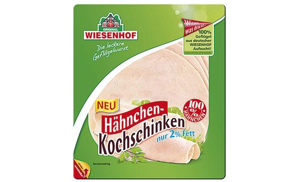 Fleisch und Wurst - Bronze: Hähnchen-Kochschinken / Wiesenhof Geflügel-Kontor