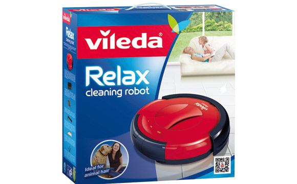 Vileda Relax Saugroboter / Vileda
