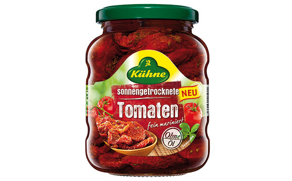 Sonnengetrocknete Tomaten / Carl Kühne