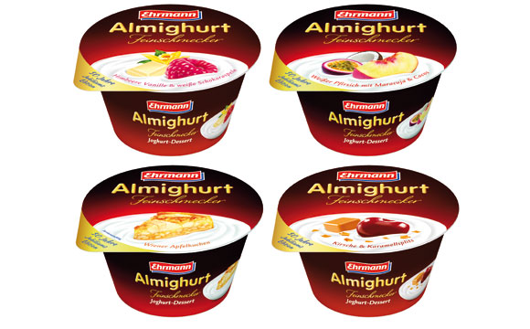 Almighurt Feinschmecker / Ehrmann