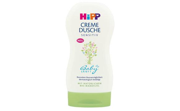 Hipp Babysanft Cremedusche / Hipp