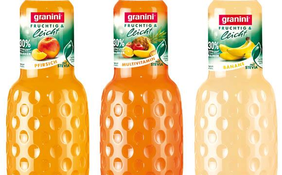 Granini Fruchtig & Leicht / Eckes-Granini Deutschland