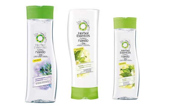 Haarpflege - Silber: Herbal Essences Clearly Naked / Procter & Gamble