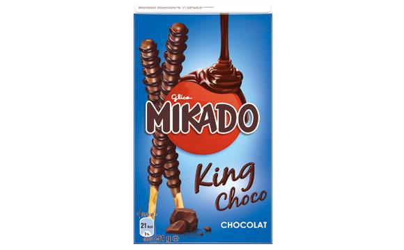 Mikado King Choco / Mondelez Deutschland Services
