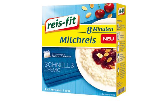 Reis-Fit 8 Minuten Milchreis / Euryza