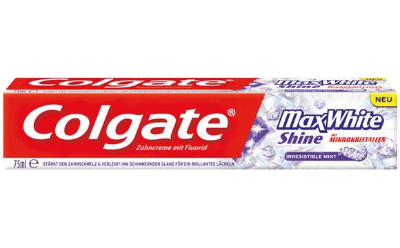 Colgate MaxWhite Shine / CP Gaba