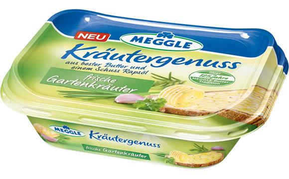 Meggle Kräutergenuss / Molkerei Meggle