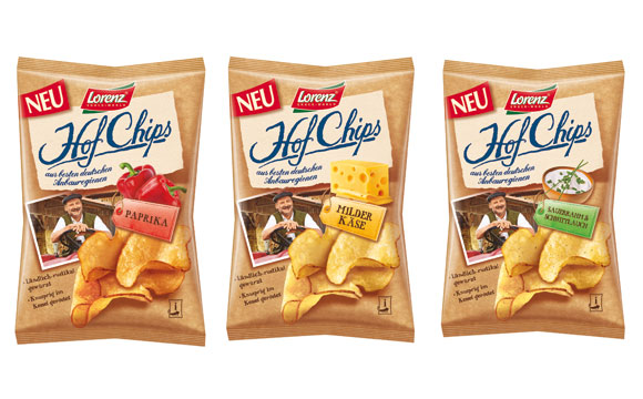 Hof Chips / The Lorenz Bahlsen Snack-World