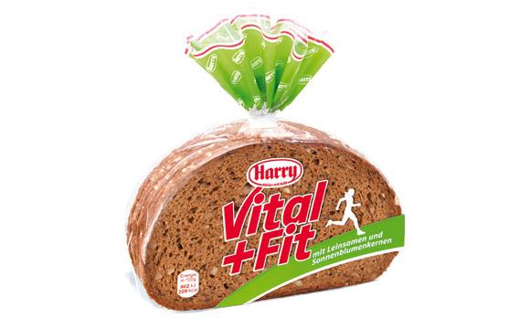 Brot und Backwaren - Gold: Harry Vital + Fit Mehrkorn ...  Brot und Backwa...