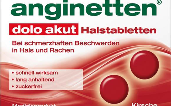 Anginetten Dolo Akut / MCM Klosterfrau