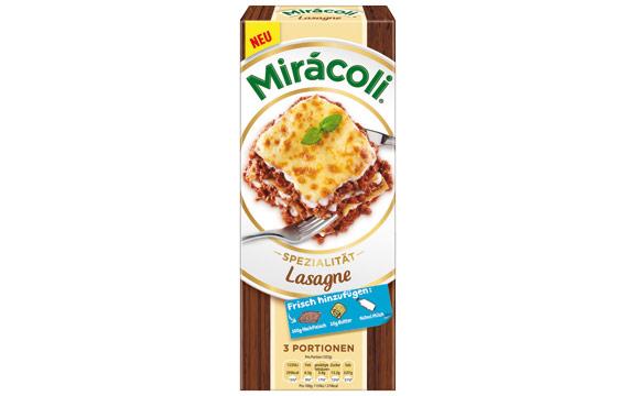 Mirácoli Lasagne / Mars