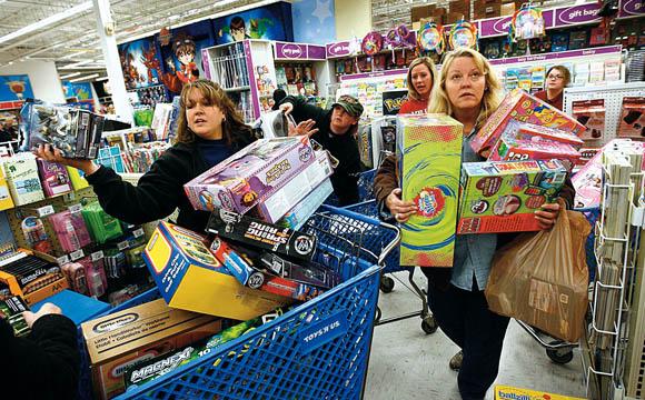 Black Friday: Lebensmittelhandel in den USA will Stück vom Kuchen