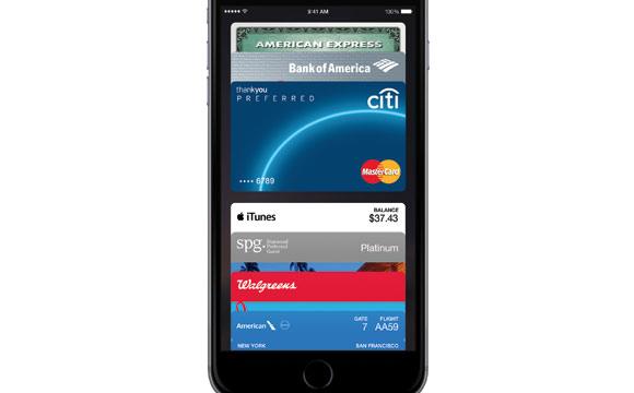 Apple Pay kommt   nicht richtig in Fahrt
