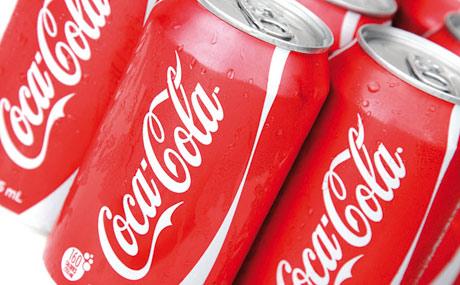 Coca-Cola: Volumenwachstum in Deutschland