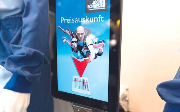 Umdasch: Digitale Helfer für optimiertes Ladendesign