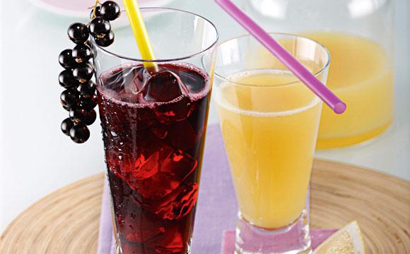 Fruchtsaft und Co.