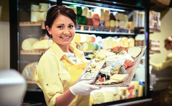Besser verkaufen mit Käse-Diplom