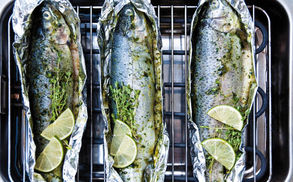 Grillsaison: Heiße Zeitenfür Fisch
