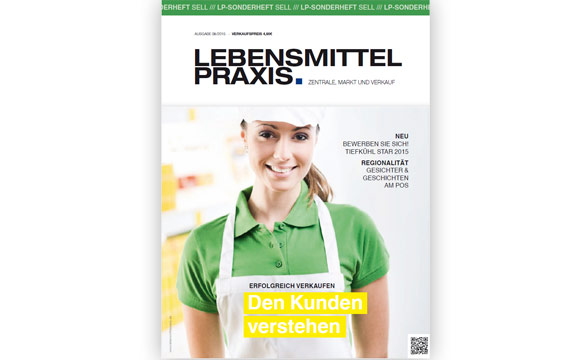 Ausgabe 8 vom 24.  April 2015: Sell