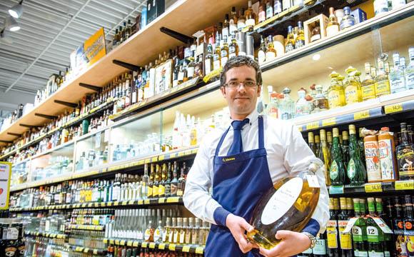 Der Supermarkt als Erlebnis-Welt