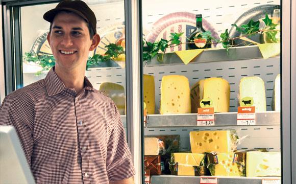 Käsetheken entwickeln sich rasant weiter