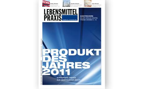 Ausgabe 23 vom 07. Dezember 2010: Produkt des Jahres 2011