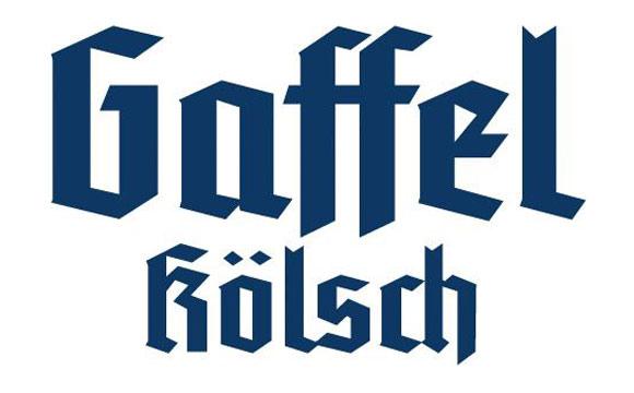 Gaffel Kölsch: Gaffel. Besonders Kölsch