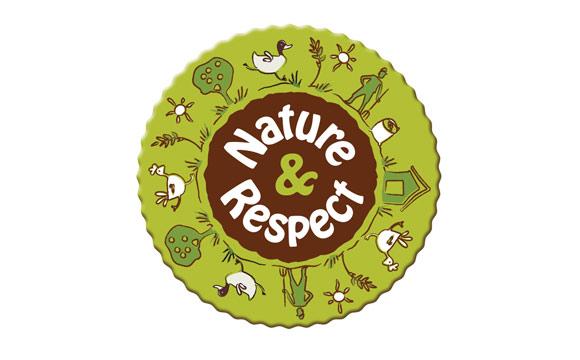 Bei Nature & Respect schmecken Sie den Unterschied.