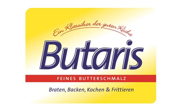Butaris Butterschmalz: Der Klassiker der guten Küche