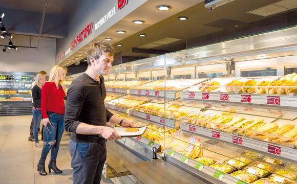 SB-Bäcker veredeln Filialen und Sortiment weiter