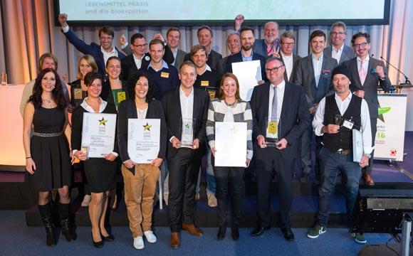 Biomarke des Jahres 2016:Das sind die Preisträger