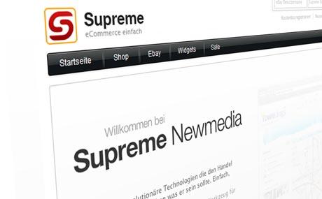 Supreme NewMedia GmbH: Online-Engagement