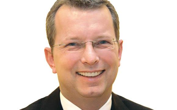 Steffan Burmester von DMK