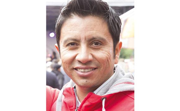 Raúl Alarcon von Tyskie