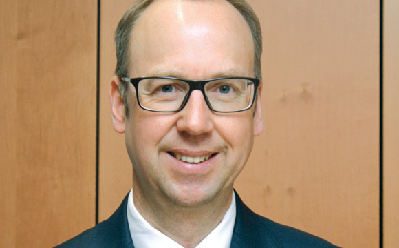 Mathias Schlüter von Bahlsen