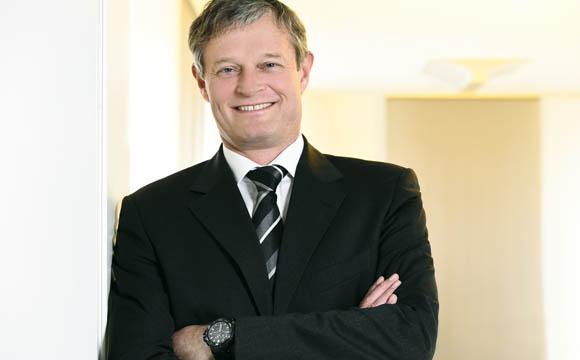 Alain Virieux von Nestlé Purina PetCare Deutschland
