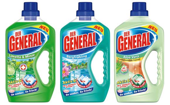 Der General Aktiv 6 mit Repair-Effekt / Henkel