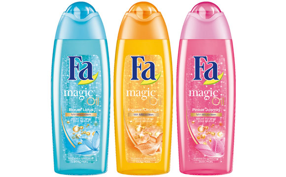 Fa Magic Oil Duschgel / Henkel
