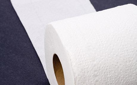 Hygienepapiere: Von der Rolle