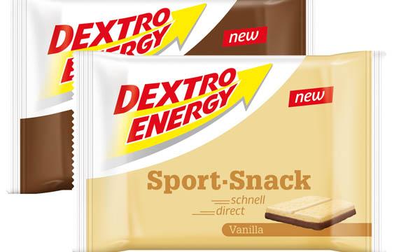 Dextro Energy Sport-Snack / Importhaus Wilms/Impuls