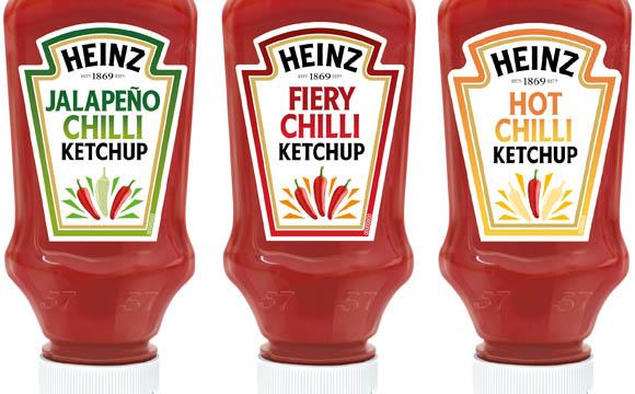Heinz Chilli Ketchup / H. J. Heinz
