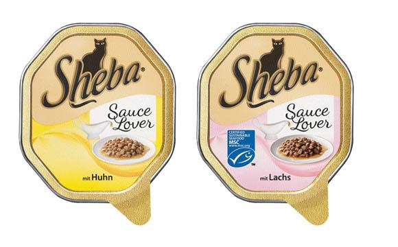 Sheba Sauce Lover / Mars
