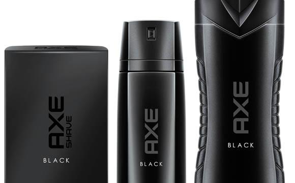 Männerpflege und -kosmetik - Bronze: Axe Black / Unilever Deutschland